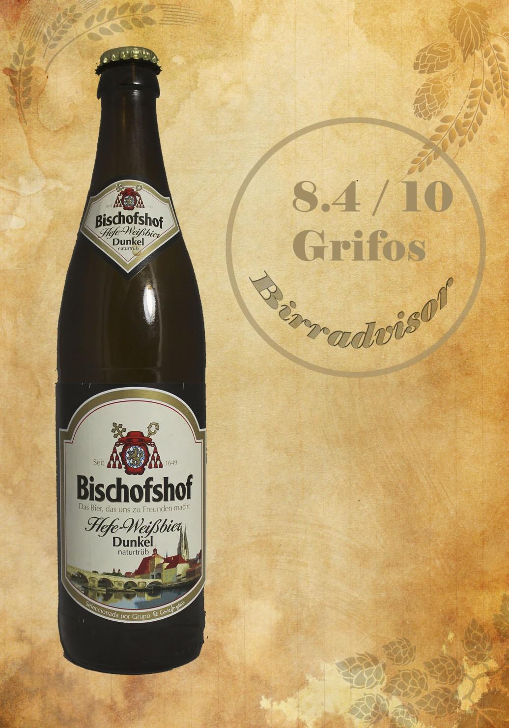Bischofshof (hefe-weissbier)