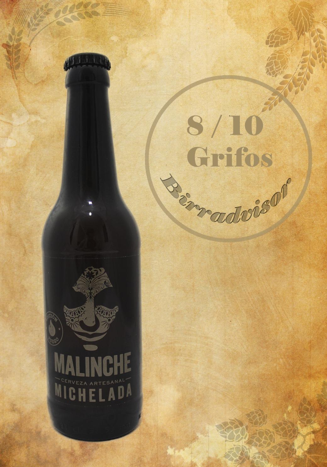 Malinche Michelada (fuego)