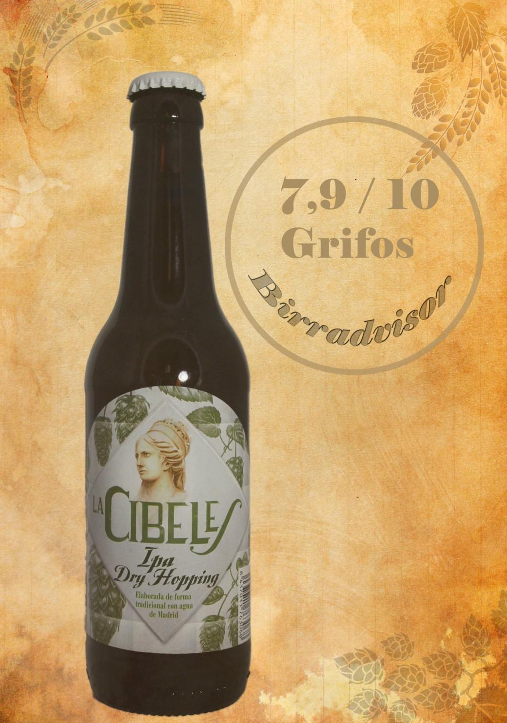 Cibeles (Ipa Dry Hopping)