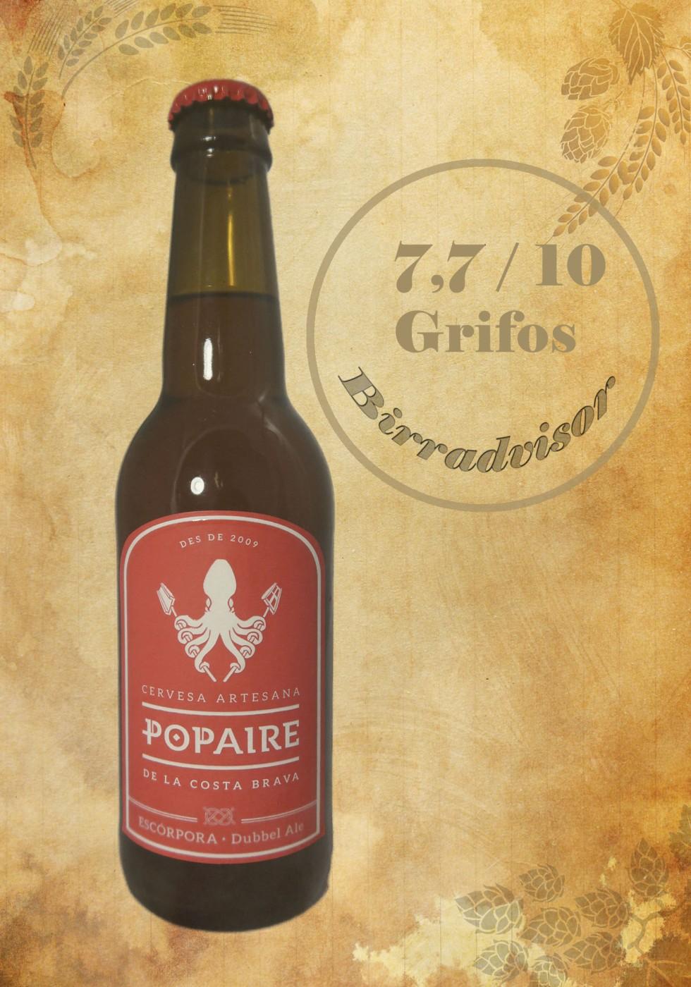 Popaire (Dubble Ale)
